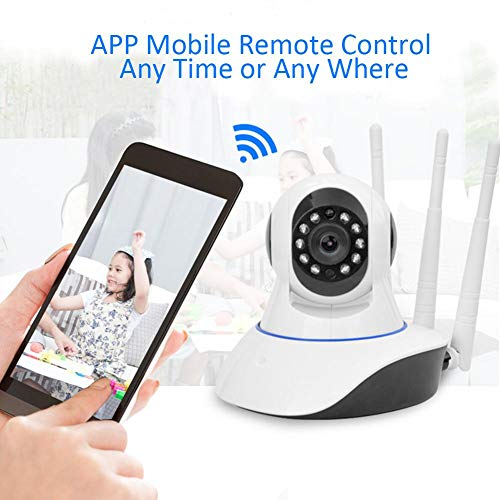 Amazon.com: Home Camera Monitor for Home Surveillance System HD 1080P Camera Wireless Night Vision Motion, Supports bi-Directional Calls, Mobile Remote ...