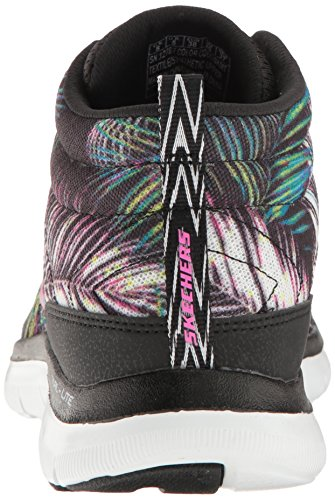 Skechers Flex Appeal 2.0 - New Recruit Donna US 7 Multicolore