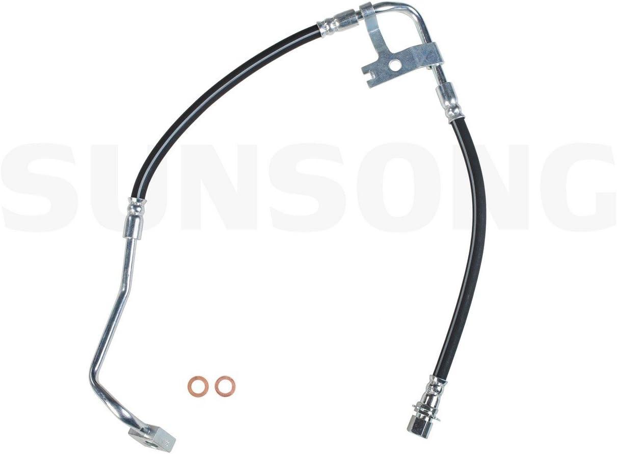 Sunsong 2201075 Brake Hydraulic Hose