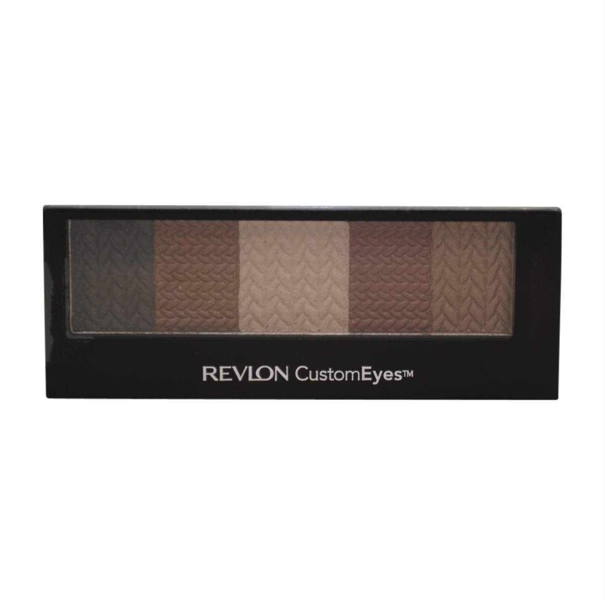 Revlon Customeyes Shadow and Liner, Naturally Glamorous, 0.20 Ounce
