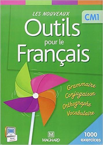 Nouveaux Outils Pour Le Francais Cm1 Livre De L Eleve