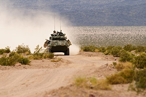 - Home Comforts A U.S. Marines Light Armored Vehicle from Alpha Company, 2nd Light Armored Reconnaissance Battalion
