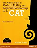 The Pearson Guide to Verbal Ability and Logical Reasoning for the CAT with CD