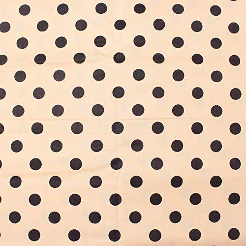 Lavenz 50cm160cm 100% Cotton Speckle Cartoon Twill Fabric Kids Crib Bedding Pillow Dress Handwork Patchwork Cloth DIY Quilt D24