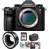 Sony Alpha a9 Mirrorless Digital Camera & Sigma MC-11 Professional Bundle