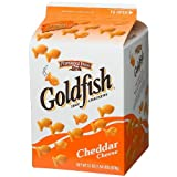 Cheddar Goldfish Baked Snack Crackers