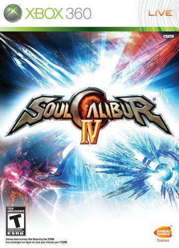 Soul Calibur IV Premium Edition -Xbox 360