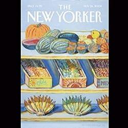 The New Yorker, November 24th, 2008 (Peter J. Boyer, Todd Oppenheimer, Mimi Sheraton)