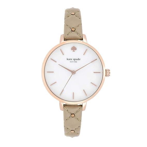 36588e6234df Kate Spade New York - Reloj de pulsera para mujer (correa fina de 10 ...
