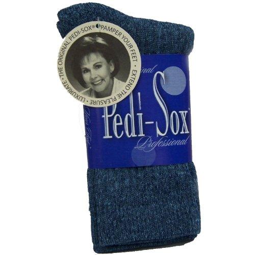 PEDI SOX Blue Jean Denim 1 pair