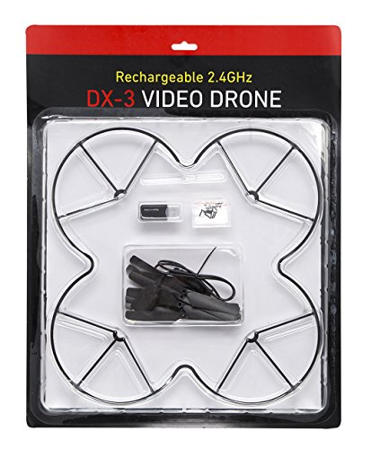 Drone Dx 3 Video Drone Accessory Kit Urban Drone Store
