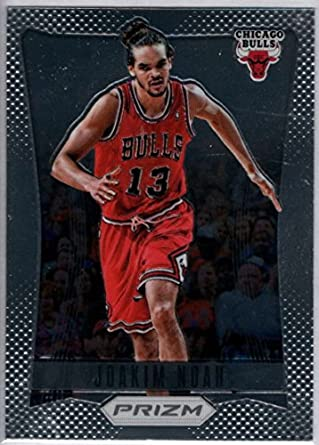 6bac5d281 Amazon.com  Basketball NBA 2012-13 Panini Prizm  114 Joakim Noah ...