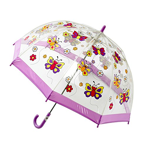 bugzz-childrens-childrens-clear-pvc-umbrella-butterfly-buby