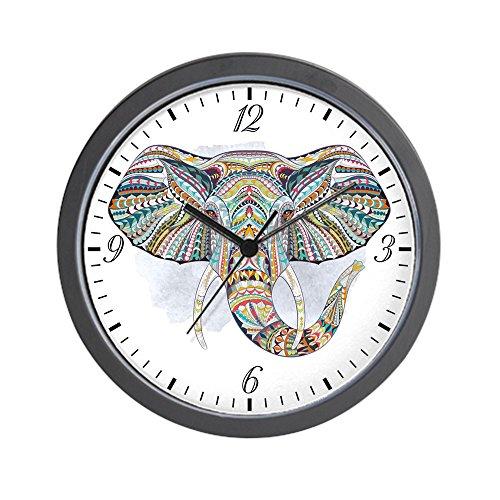 Circus Wall Clock (Wall Clock Patterned Elephant)