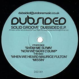 Solid Groove - Dubsided EP