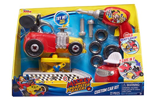 MICKEY ROADSTERS Racers Custom Car Kit by MICKEY ROADSTERS
