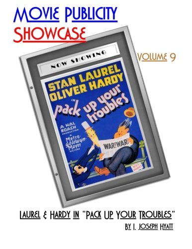Movie Publicity Showcase Volume 9: Laurel and Hardy in