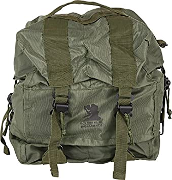 Elite First Aid FA110-BRK First Aid Large M17 Medic Bag
