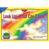 Look Up What Can I See (Sight Word Readers)