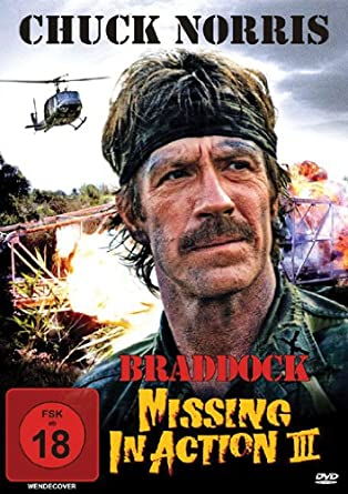 Various Braddock Missing In Action III [Import Allemand]