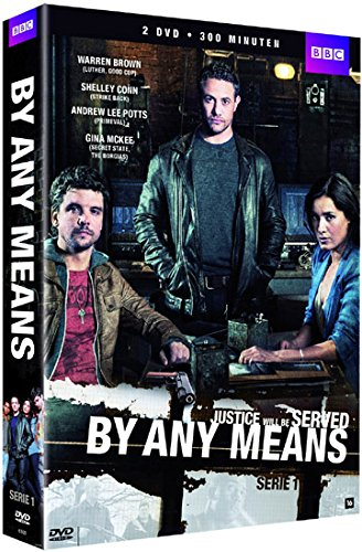 By Any Means (Series 1) - 2-DVD Box Set ( By Any Means - Series One ) [ NON-USA FORMAT, PAL, Reg.0 Import - Netherlands ]
