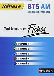 Fiches Finalités - BTS Assistant de Manager