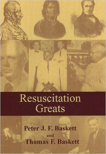 Book Resuscitation Greats