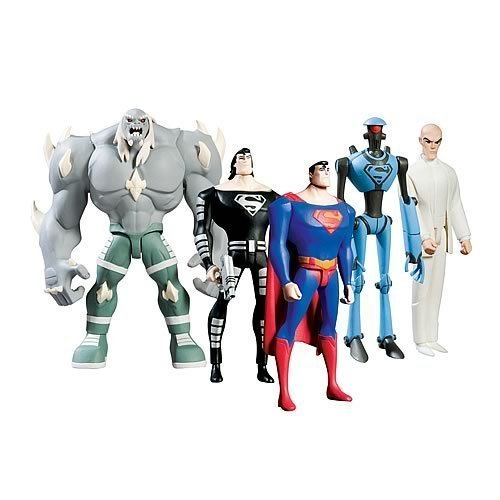 Doomsday Figure Set - Superman vs. Doomsday Action Figure Set