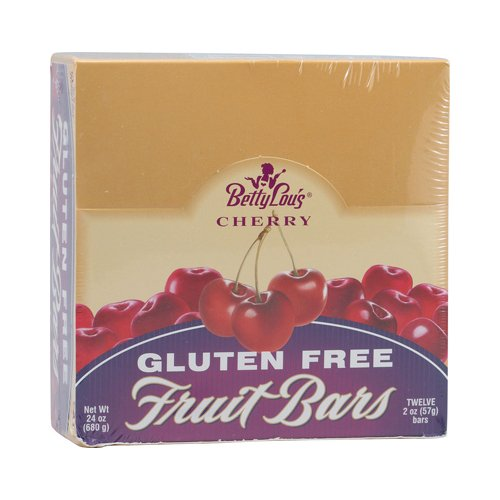 Fruit Bar Cherry Wf 2 Oz by Betty Lou's (12 Per ()