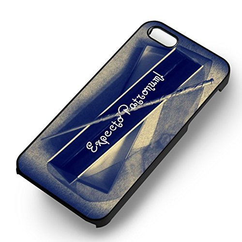 Harry Potter Spells pour Coque Iphone 6 et Coque Iphone 6s Case (Noir Boîtier en plastique dur) M1O0JY
