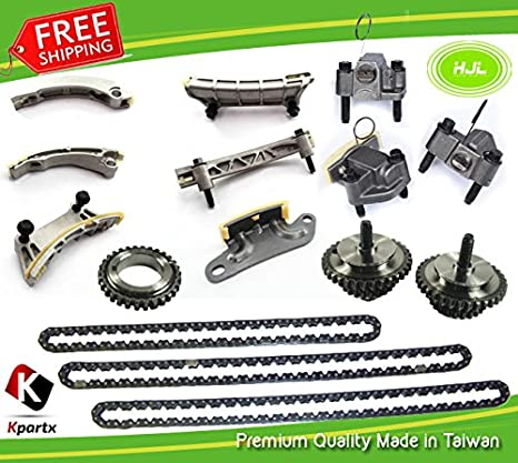 Image Unavailable. Image not available for. Color: Timing Chain Kit Set Fits Chevrolet Captiva ...