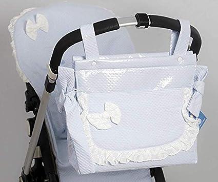 Talega Maternal lactancia carrito bebe Plastificado