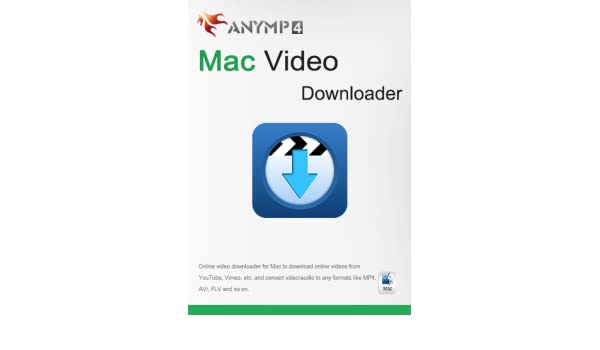 Amazon com: AnyMP4 Mac Video Downloader - Download and
