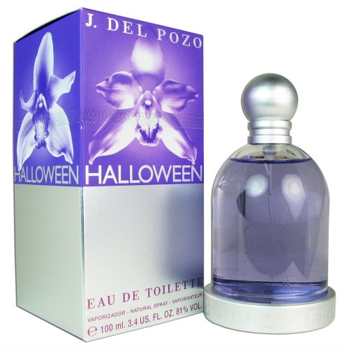 Jesus Del Pozo Halloween Eau de Toilettes Spray for Women, 3.4 Ounce