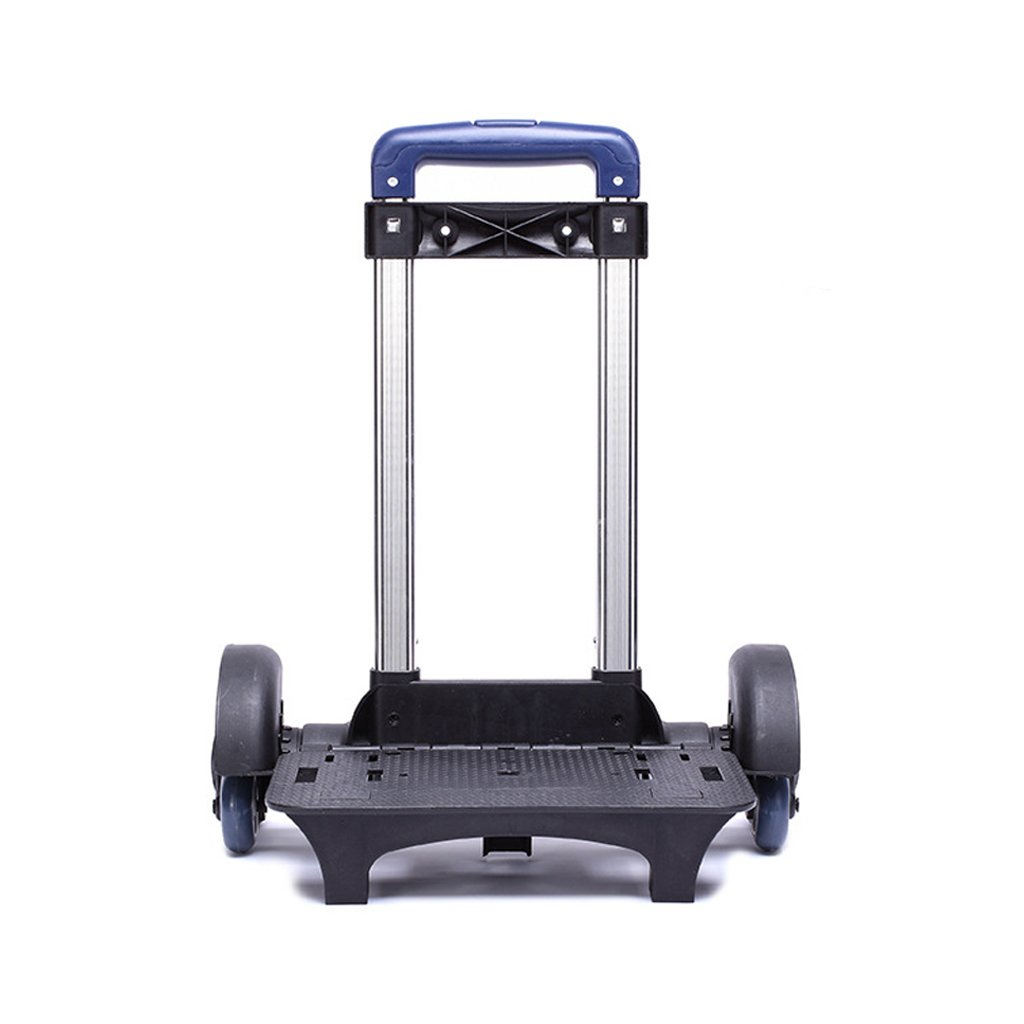 GudeHome Trolley Hand Aluminium Alloy Folding Trolley Cart For Backpack colorful 6 wheels Gude Trading Co. Ltd