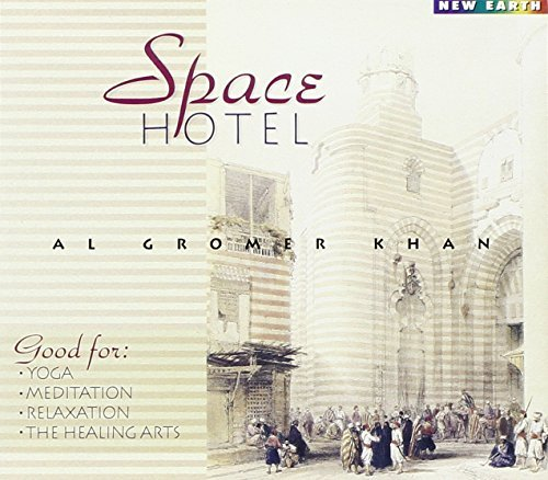 Space Hotel by Al Gromer Khan