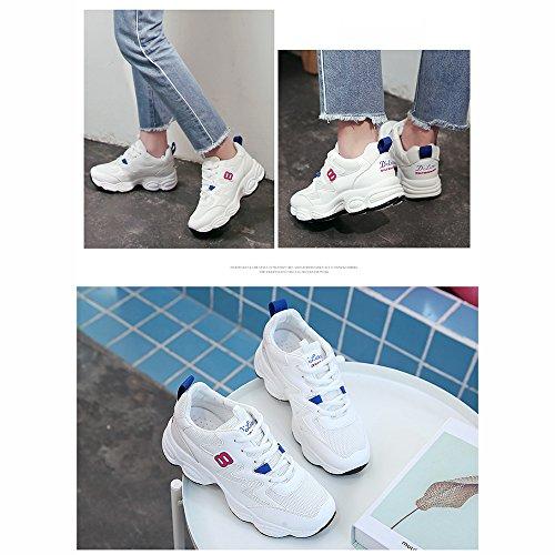Fire Shoes Ginnastica Ultra Versione Scarpe No Xiaolin Bianca Sister Donna 55 Da Soft Coreana g1wqxnH05
