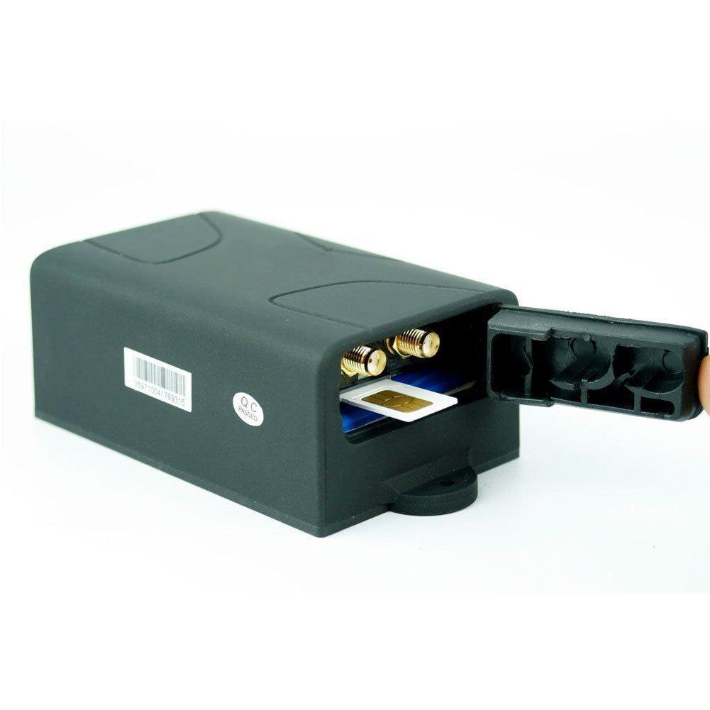 Mondocommercio: TK-104, localizador GPS con alarma antirrobo para coches, motos, barcos