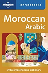 Lonely Planet Moroccan Arabic Phrasebook (Lonely Planet Phrasebook)