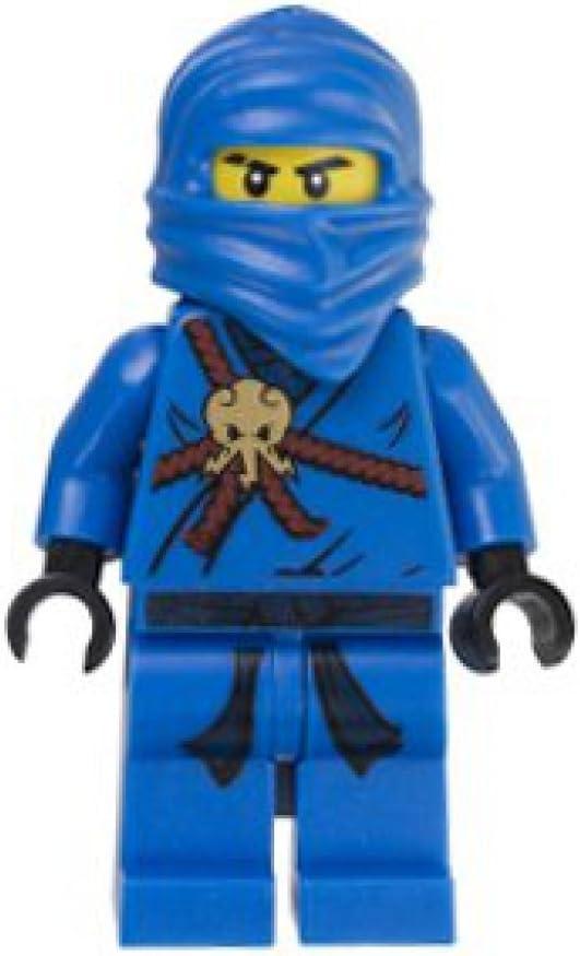 Amazon.com: Minifigura de Jay (ninja azul), de Lego Ninjago ...