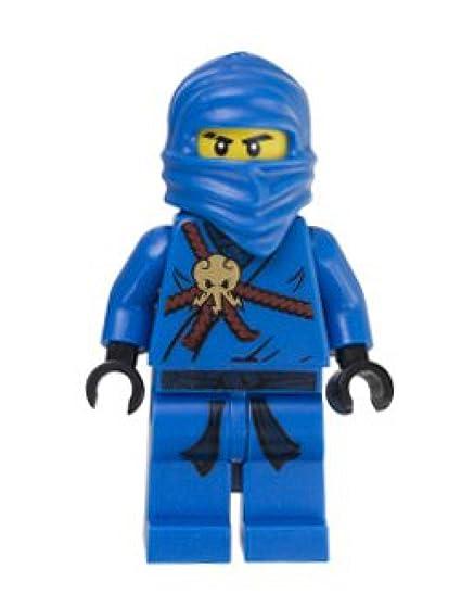 Amazon.com: Jay (Blue Ninja) - Lego Ninjago Minifigure: Toys & Games