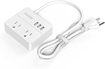 Ntonpower Travel Power Strip