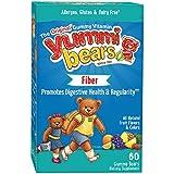 Yummi Bears Fiber Supplement for Kids, 60-Count Gummy Bears
