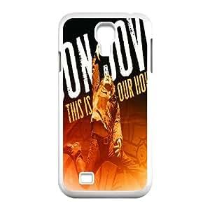 diy Custom Case Cover for SamSung Galaxy S4 i9500 - Bon Jovi case 7