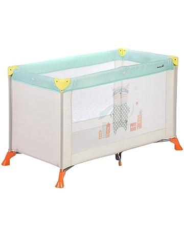 Safety 1st Soft Dreams Cuna de viaje compacta, fácil de transportar, ligera, Pop