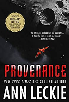 Provenance by [Leckie, Ann]
