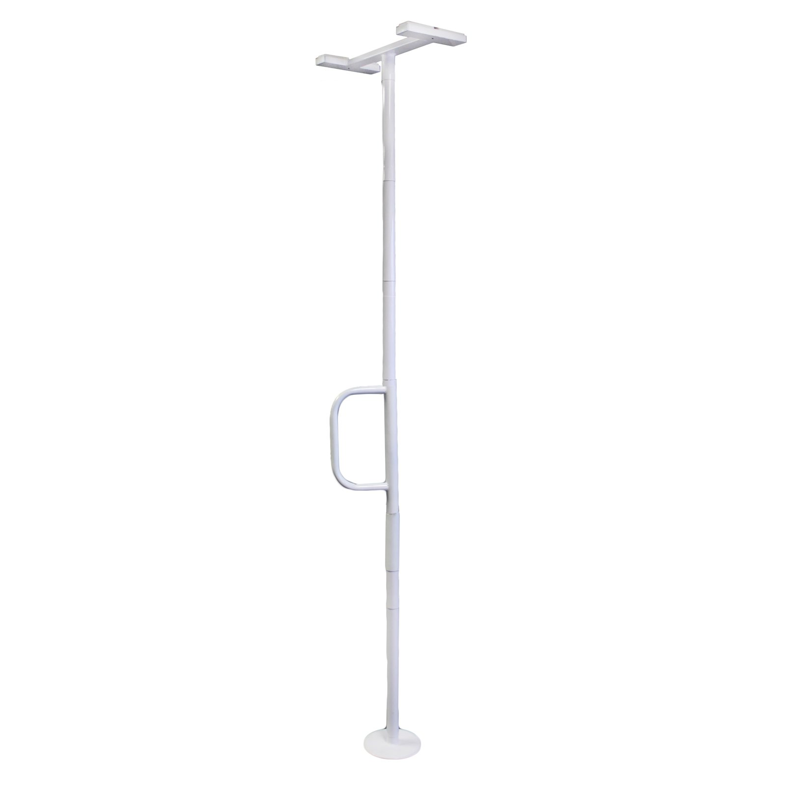Able Life Universal Floor to Ceiling Grab Bar - Tension Mounted Elderly Transfer Pole + Bathroom Grab Bar & Support Handle by Able Life