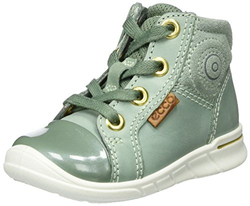 ECCO First, Botines de Senderismo para Bebés Verde (50376frosty Green/ice Flower/ice Flower)