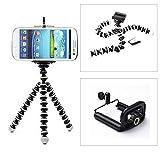 Generic Mini Flexible Tripod Bubble Octopus Stand Gorilla Pod for Iphone 6/5s/4s Samsung Note 3 S4 S5 N9000