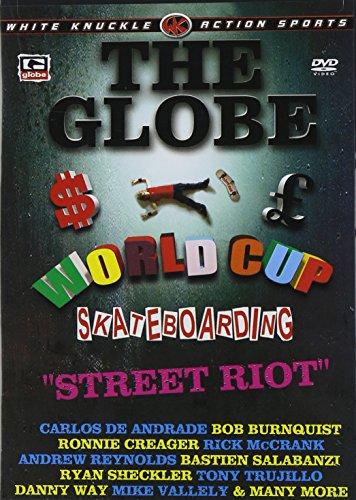(The Globe World Cup Skateboarding: Street Riot)